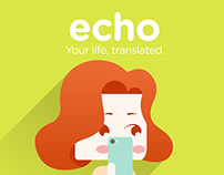 Echo. Your life, translated.