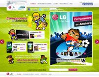 Álbum LG Copa América