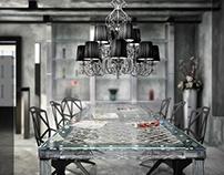 Ligth Store Design - ( Philippe Starck )