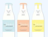 zöldfarm bio milk