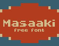 Free Font: Masaaki