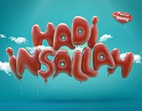 Hadi Insallah Movie Title
