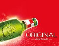 KRONENBOURG, brand platform, identity & packaging
