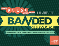 Berklee PULSE presents the BANDED Showcase