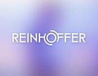Reinhoffer - photographer branding