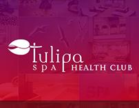 Tulipa Spa Health Club - Facebook Sayfası Giydirme