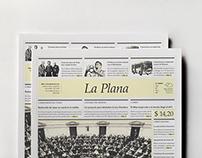 Newspaper // La Plana