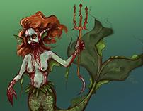Sea Creature Cartoons.