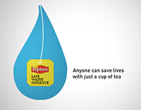 Lipton Safe Water Initiative / UNILEVER SCHOLARSHIP