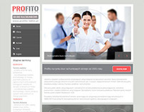 Profito WebSite