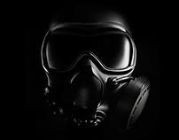 Nouveau masque à gaz AirBoss