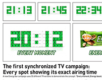 Strauss - Synchronized TV campaign