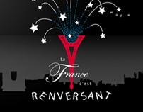 La France est Renversant (Galeries Lafayette)