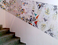Wall design with Margot Crist Moulierac