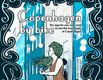 VISUAL IDENTITY - Copenhagen by bike