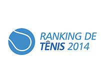 Ranking de Tênis AP - 2014