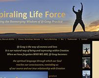 Spiraling Life Force