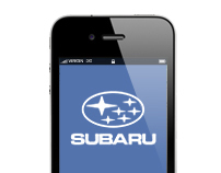 Subaru Mobile Site
