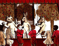 The Orphanage - puppet theater
