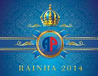 Convite Rainha das Rainhas AP 2014
