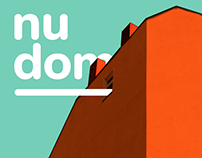 Nudome | Branding | Digital Platform