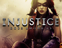 Injustice: Gods Among Us - Launch Site