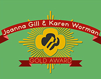 Girl Scouts Gold Award Slideshow Title Sequence