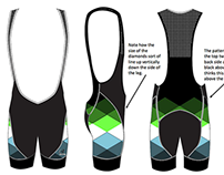 Cycling Kit Designs