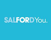 Salford rebrand