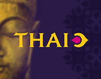 Corporate THAI airways - Brand Manual (propostal)