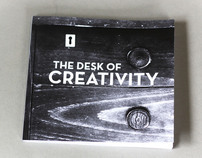 The desk of creativity