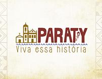 PARATY | Viva essa história