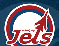 Winnipeg Jets Branding Concept