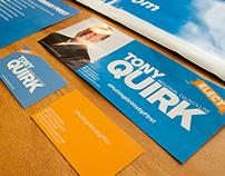 Tony Quirk Municpal Branding