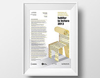 Habitar la lectura 2013