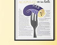 Premio Nacional de cuento Acapulco en su Tinta