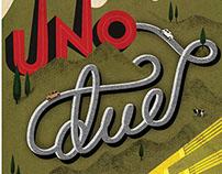 Editorial illustration for La Rivista Magazine