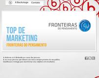 Site Portifólio da Backstage Comunicação e Marketing