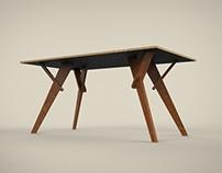 table design for Design More LLC