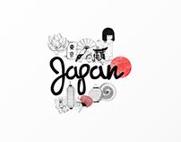 Japan - http://sophierousseau.fr