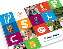 PepsiCo CSR Report Concepts