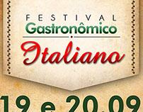 Festival Gastronômico Italiano