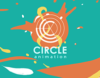 Circle Logo 2D Animations