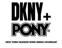 DKNY + PONY