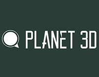 Planet 3D - Creation
