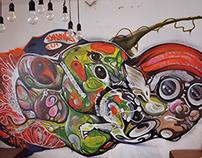 graffiti -streetart