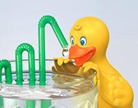 Ente für Berliner Wasserbetriebe