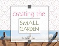 Small Gardens : 3 Page Spread