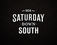 Saturday Down South Logo Animation