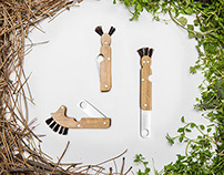 Mushroom knifes for kids
